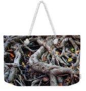 Entanglement Weekender Tote Bag