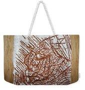 Enter - Tile Weekender Tote Bag