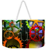 Enter Chained Melody  Weekender Tote Bag