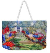 Enter His Gates Weekender Tote Bag