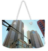 Entersection Weekender Tote Bag