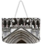 Entrance Arches Weekender Tote Bag