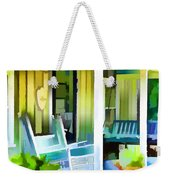 Entrance Of A House 1 Weekender Tote Bag