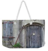 Entrance To An Old Chandlery Weekender Tote Bag
