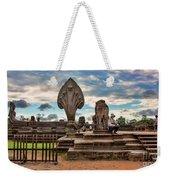 Entrance To Angkor Wat  Weekender Tote Bag