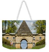 Entrance To Burghley House Weekender Tote Bag