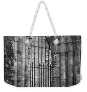 Entrance To Cong Abbey Cong Ireland Weekender Tote Bag