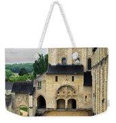 Entrance To Fontevraud Abbey Weekender Tote Bag