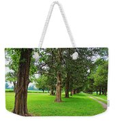 Entrance To The Past Weekender Tote Bag