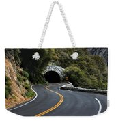 Entrance To The Valley Weekender Tote Bag