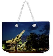 Entrance Wright Patterson Afb Weekender Tote Bag