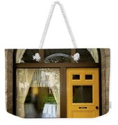 Entry Geometrics Weekender Tote Bag