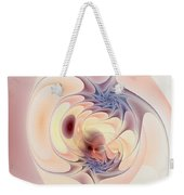 Entwined In Metaphysics Weekender Tote Bag by Casey Kotas