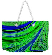 Environmental Ebb Weekender Tote Bag by Will Borden