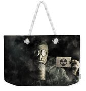 Nuclear Threat Weekender Tote Bag