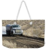 Envirotac Polymers For Road And Sub Base Stabilization Weekender Tote Bag
