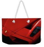 Enzo Hood Weekender Tote Bag