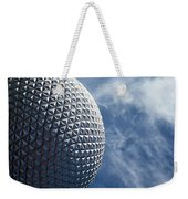 Epcot Architecture Weekender Tote Bag