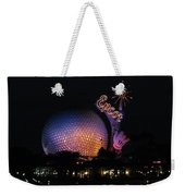 Epcot At Night II Weekender Tote Bag