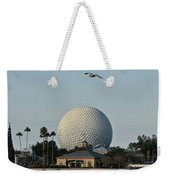 Epcot By Day Weekender Tote Bag