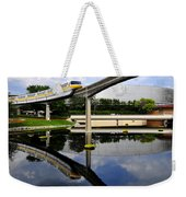 Epcot Reflections Weekender Tote Bag