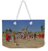 Ephesis Period Performers Weekender Tote Bag
