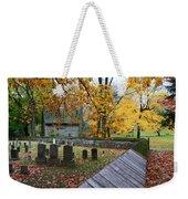 Ephrata Cloister Cemetery Weekender Tote Bag