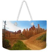 Epic Bryce Canyon Weekender Tote Bag