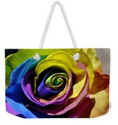 Equality Rose Weekender Tote Bag
