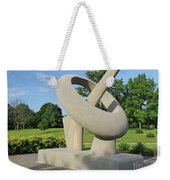Equatorial Sundial Crown Hill Cemetery Indianapolis Weekender Tote Bag