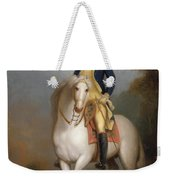 Equestrian Portrait Of George Washington Weekender Tote Bag
