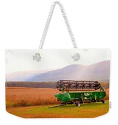 Equipment For Agriculture 2 Weekender Tote Bag