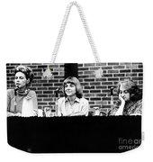 Era Debate, 1978 Weekender Tote Bag by Granger