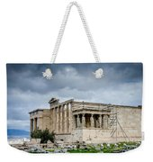 Erechtheion - Porch Of The Maidens Weekender Tote Bag