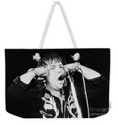 Eric Burdon In Concert-1 Weekender Tote Bag