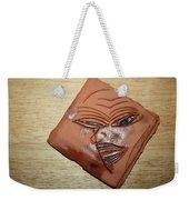 Erica- Tile Weekender Tote Bag