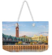 Erie Lackawanna Terminal IIi Weekender Tote Bag