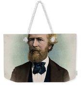 Ernst Haeckel, Naturalist And Artist Weekender Tote Bag