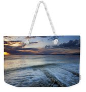 Eroded By The Tides Weekender Tote Bag