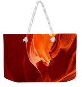 Erupting Flames Weekender Tote Bag