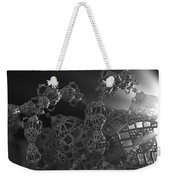 Eruption Weekender Tote Bag