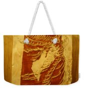 Eruptions Of The Mind - Tile Weekender Tote Bag