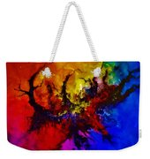 Eruptive Force Weekender Tote Bag