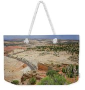Escalante River Basin Weekender Tote Bag