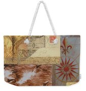 Escape And Explore IIi Weekender Tote Bag
