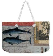 Escape And Explore Iv Weekender Tote Bag