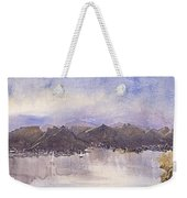 Escape Weekender Tote Bag