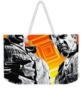 Escape Plan 2013  Weekender Tote Bag