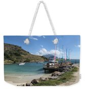 Escape To A Warmer Sunnier Place Weekender Tote Bag