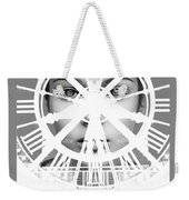 Escaping With Time  Weekender Tote Bag